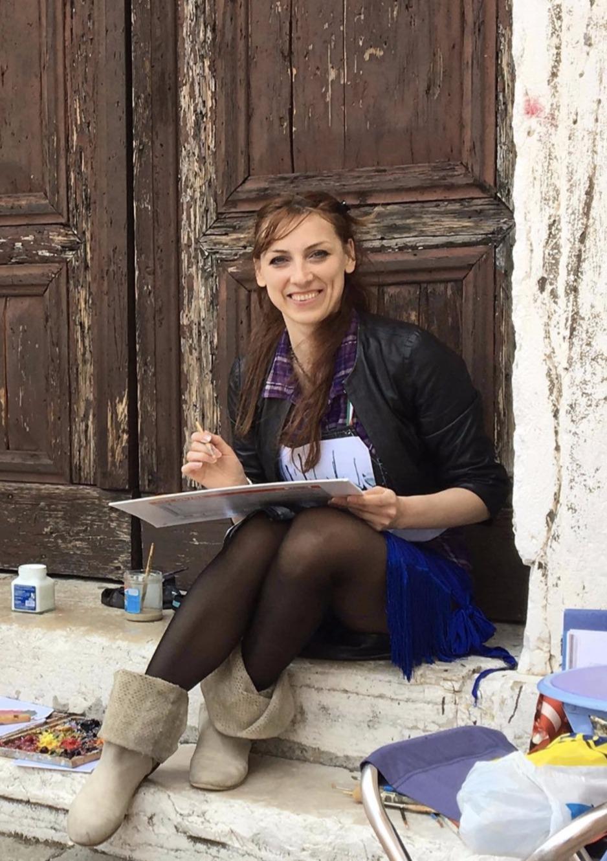 Oxana Berezhna Profile Picture